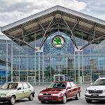 15 Million Cars By Skoda in Volkswagen Group