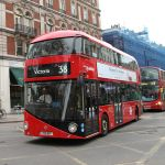 London minicabs benefit from cashless bus movement