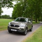 All-New Ssangyong Rexton Arrives In The UK