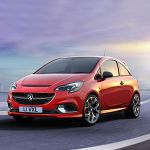 Vauxhall Corsa GSi back after 25 years
