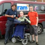 RAM Foundation to track epic 2,342mile charity fundraising drive