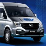 Maxus presents new pure-electric Maxus EV80 LCV in four variants at IAA