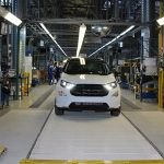 Ford Starts Production Of The New Ecosport SUV
