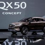 Infiniti: Record Sales In January