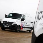JCT600 VLS provide Renault Pro+ commercial vehicles to Silverstone