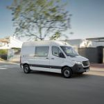 The Third Generation Of The Mercedes Sprinter