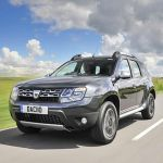 Dacia Duster Commended At Auto Express