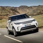 Land Rover Discovery Awarded Major Award