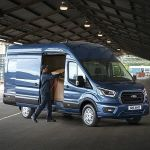 New 2-tonne Ford Transit makes its debut