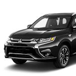 Mitsubishi Outlander PHEV remains UK's number one plug-in vehicle