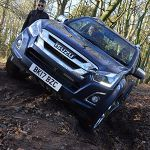Isuzu D-Max wins 'Most Reliable Pickup' award