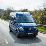 Volkswagen Crafter Claims Van Award