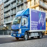 Coveted awards highlight diversity of FUSO Canter range
