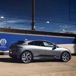 Jaguar I-PACE does London to Brussels on a single charge