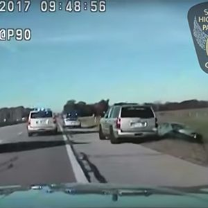 10-Year-Old Lead Police On High-Speed Chase