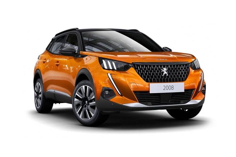 Peugeot 2008 Suv image