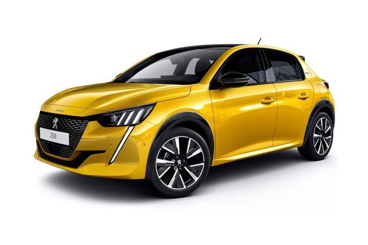 Peugeot 208 Hatch image