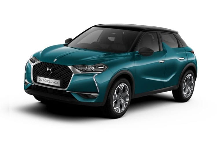 DS Automobiles 3 Crossback image