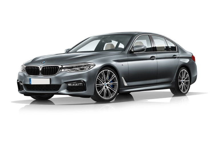 BMW 5 Series Saloon image
