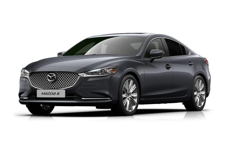 Mazda 6 Saloon image