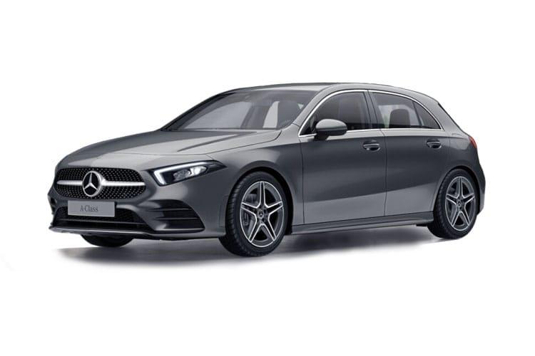 Mercedes A-Class 5-Door Hatch image