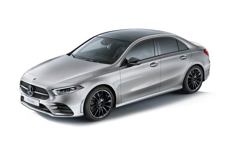 Mercedes A-Class Saloon image