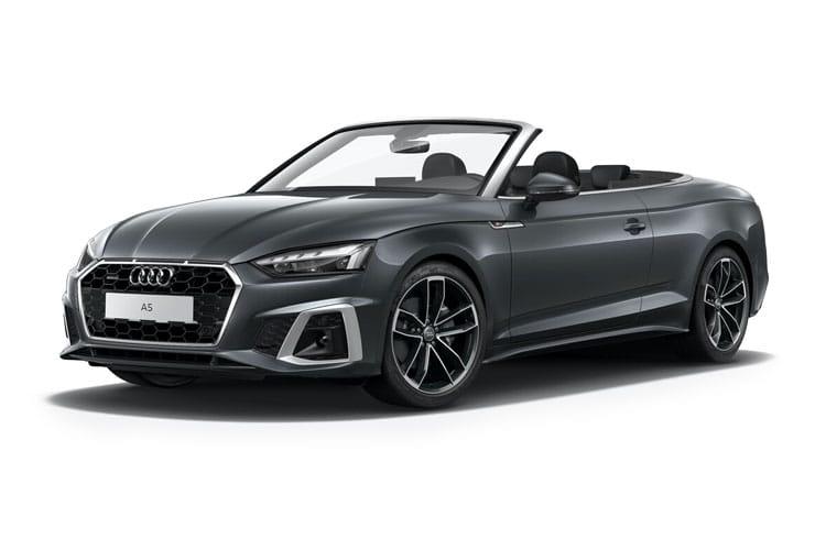 Audi A5 Cabriolet image