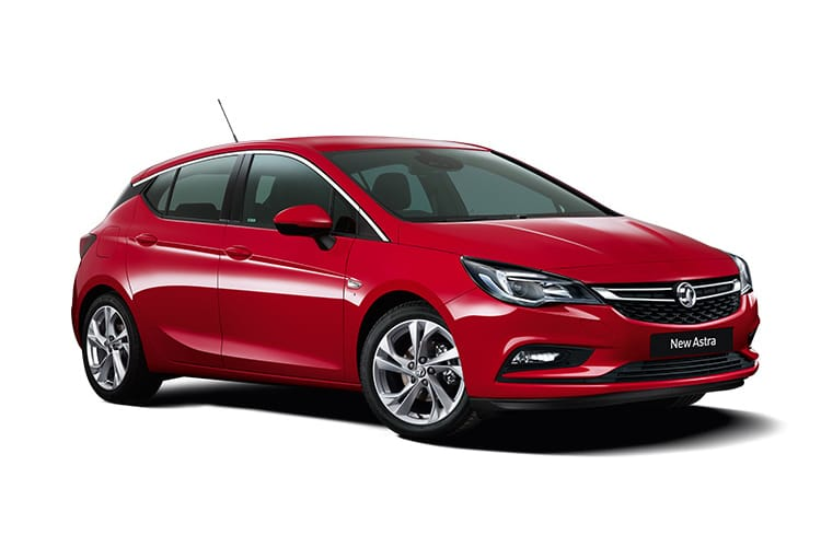 Vauxhall Astra 5-Door Hatch image