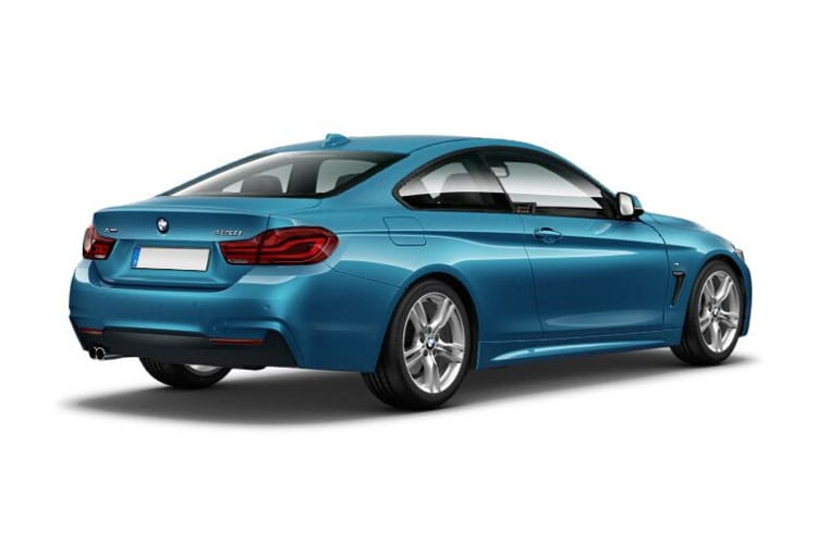 420i 2.0 M Sport Auto LCI Back