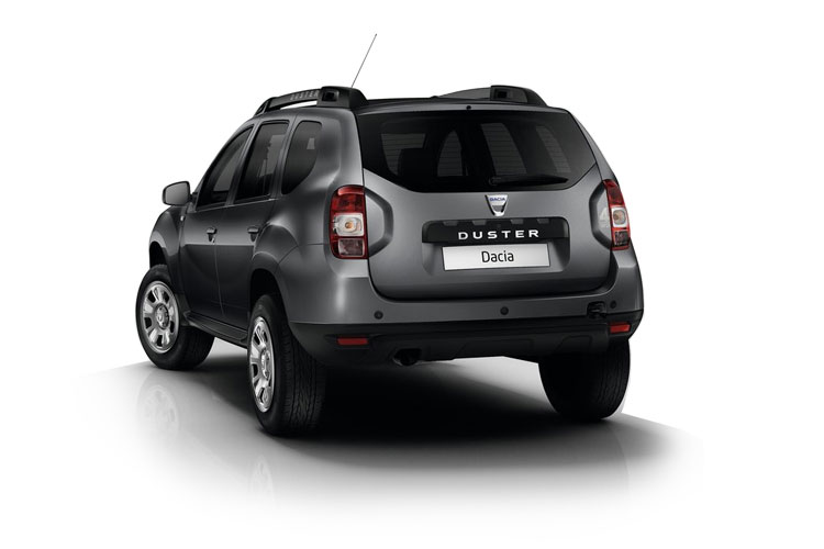 dacia duster 1 6 sce 115 access 4x2 car leasing online. Black Bedroom Furniture Sets. Home Design Ideas