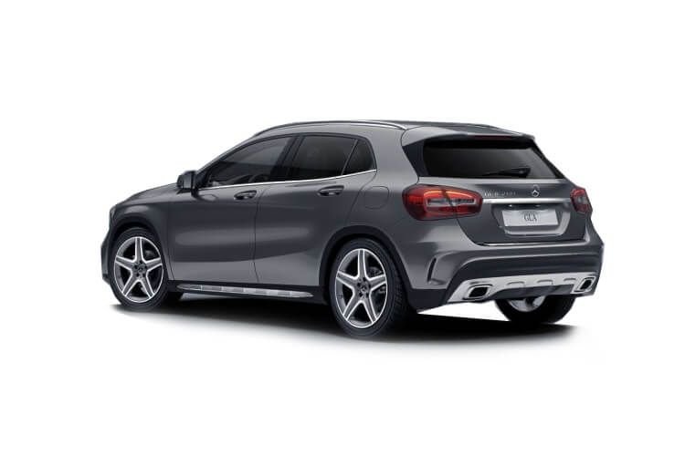 GLA180 1.6 Urban Edition Auto Back