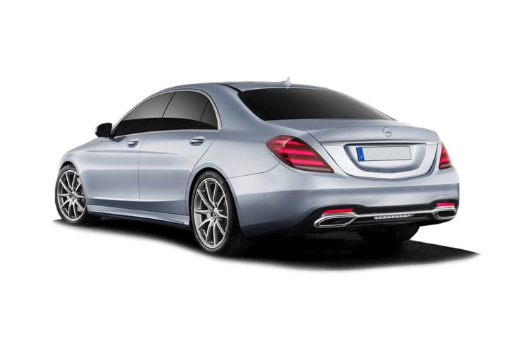 S350Ld 3.0 286hp AMG Line Auto Back