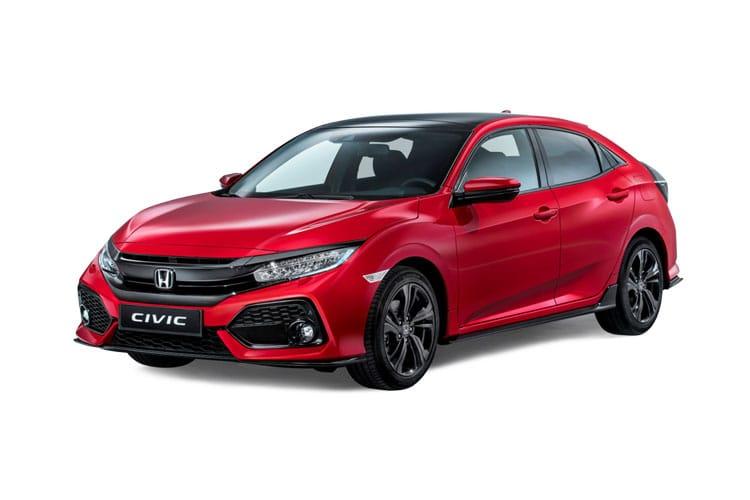 Honda Civic 5-Door Hatch image