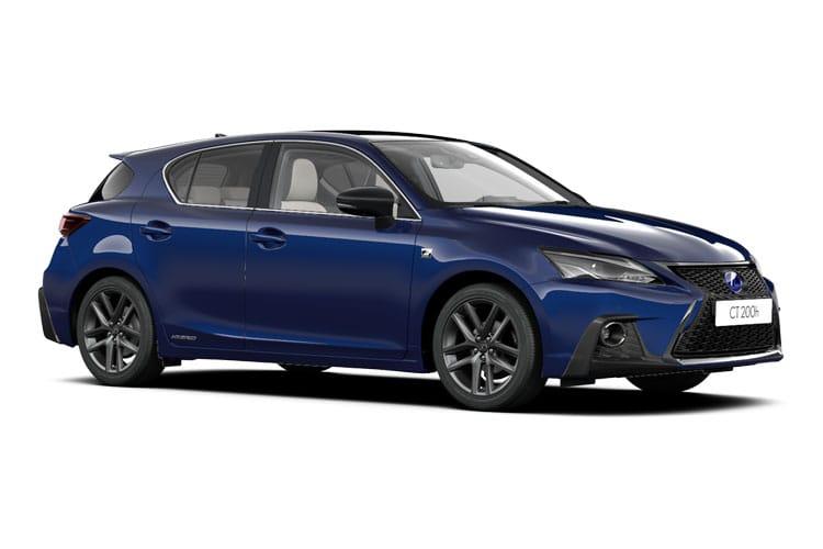 Lexus CT 200h image