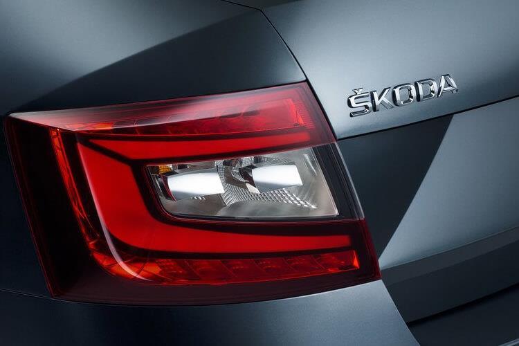 skoda octavia estate 2.0 tdi 150ps se l dsg | car leasing online