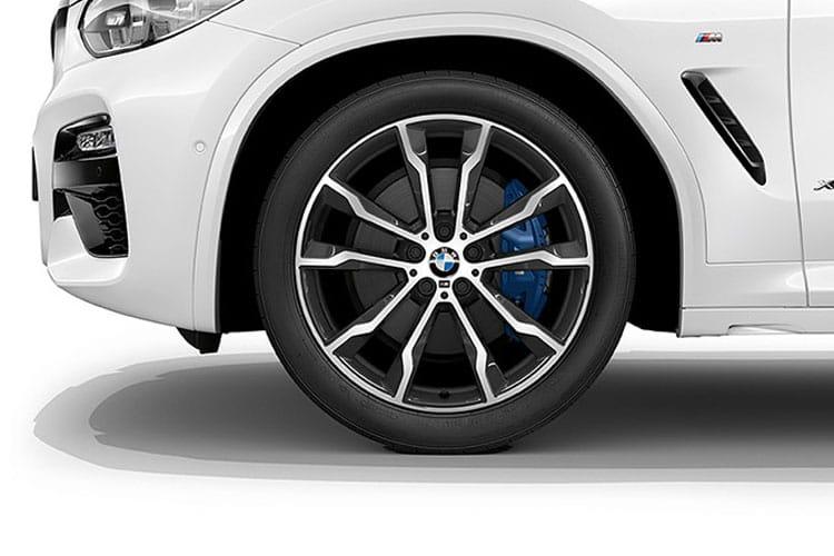 xDrive20d M Sport Auto Detail