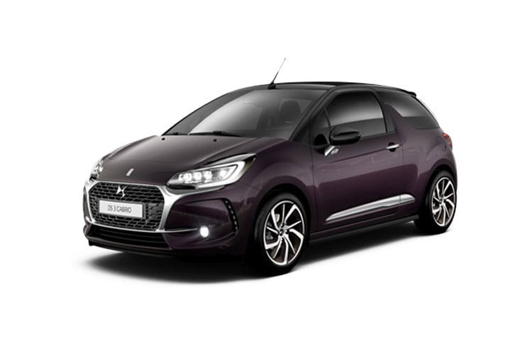 DS 3 Cabriolet 1.2 Puretech Performance Line EAT6 Start+Stop