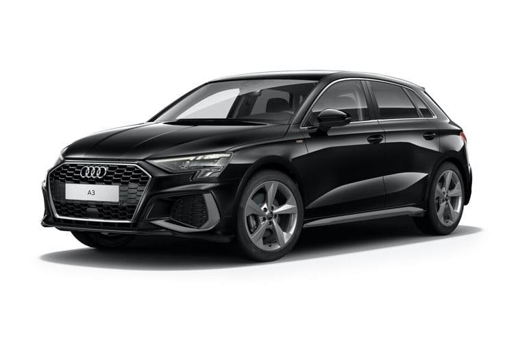 Audi A3 Lease >> Audi A3 5 Door Sportback 30 Tfsi 116 Se Technik Think Auto