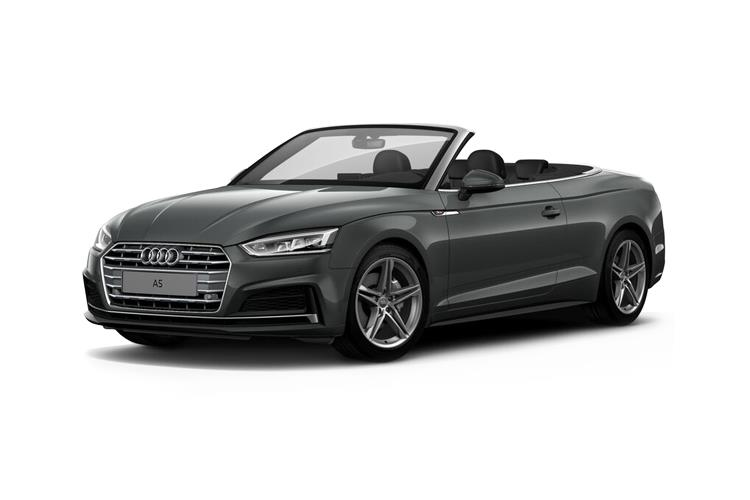 A5 Cabriolet 2.0 TFSI 190ps S Line S tronic