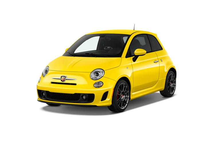 Abarth 695 Hatch 1.4 T-Jet 180hp Rivale Auto