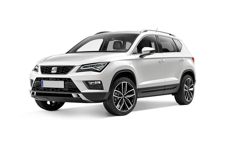 Ateca 5 Door Suv 1.6 TDI 115ps SE Ecomotive