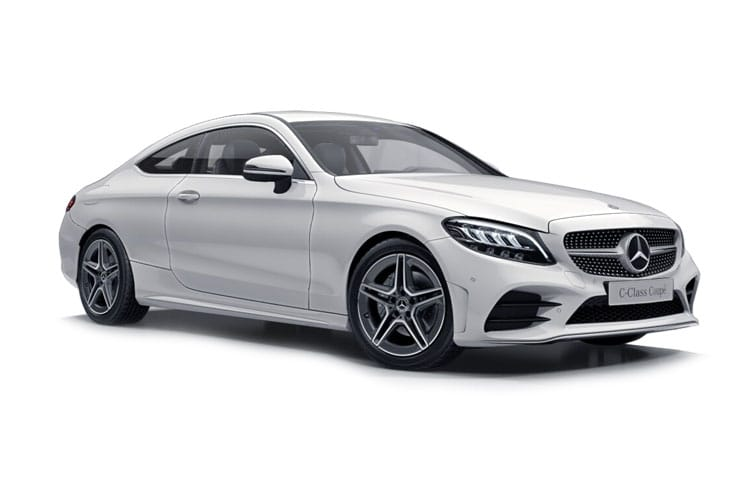 C43 Coupe 3.0 AMG Auto 4MATIC