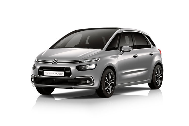 C4 Picasso 1.6 BlueHDi 100 Touch Edition Start+Stop