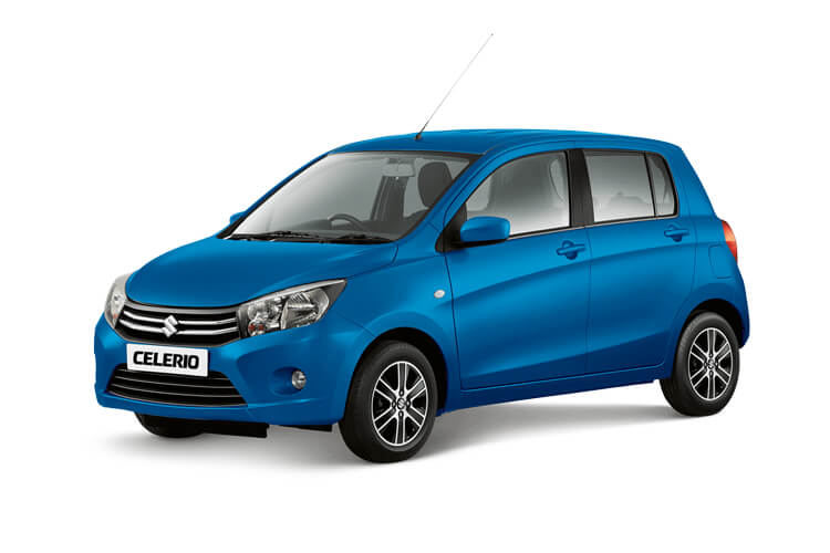 Celerio 5 Door Hatch 1.0 SZ2