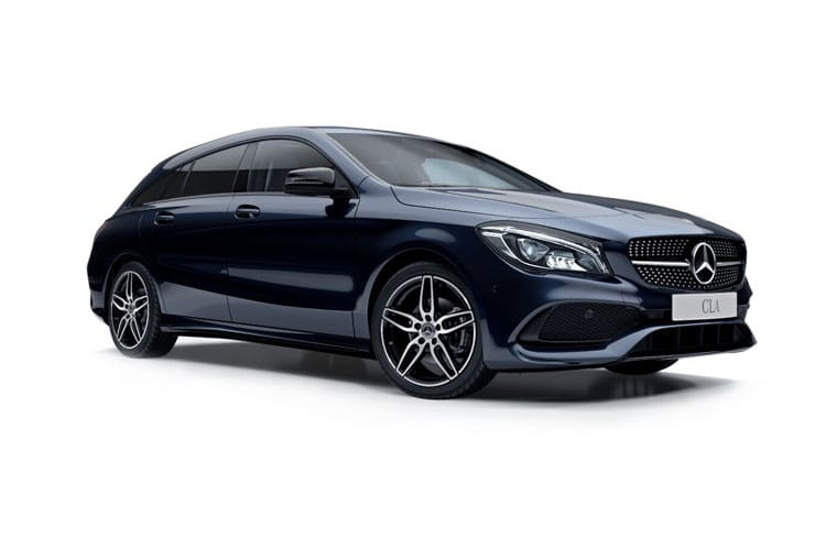CLA 220 Shooting Brake 2.0 AMG Line Night Edition Auto 4Matic