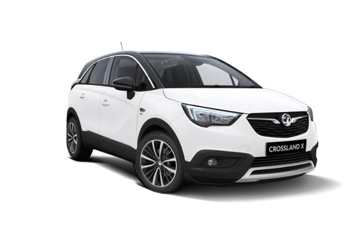 Crossland X 1.5TD ecoTEC 102 Design Line 6speed Start+Stop