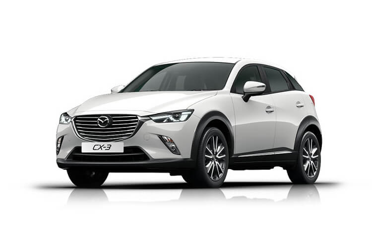 CX-3 5 Door Hatch 2.0 120ps SE-L Nav 2WD