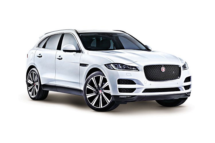 F-Pace Crossover 2.0d 180ps R-Sport Auto AWD