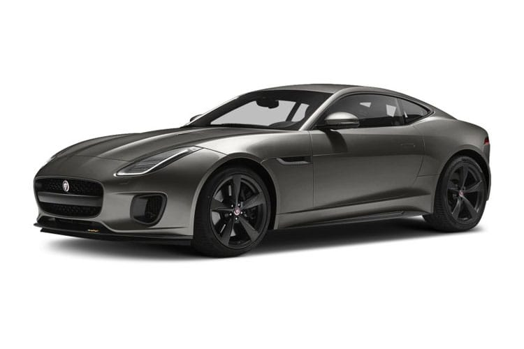 F-Type Coupe 2.0 i4 300ps Auto