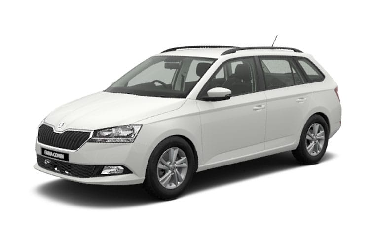 Fabia 5 Door Estate 1.0 TSI 95ps SE